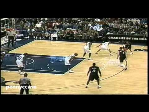 Allen Iverson - The Artistry of Crossover Jumpshooting