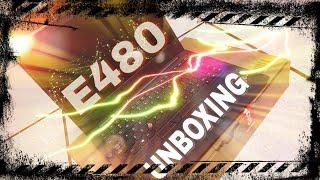 Unboxing first impression Lenovo E480 - bahasa indonesia