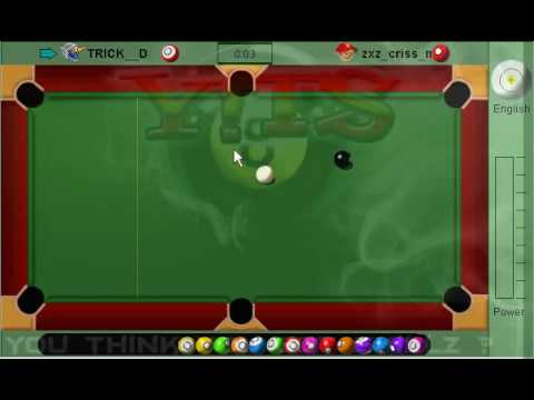 Yahoo Pool: YTS League: Spin & Hits Style Games Made By HicHaM