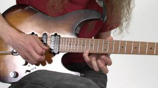 Lick of the Day: Guthrie Govan - Slinky Sitar-like Lick in E