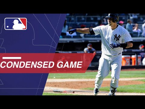 Condensed Game: MIN@NYY - 4/26/18
