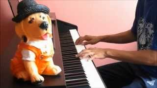 Bruno Mars - Count on me (Piano Cover by Marvin Galvez)