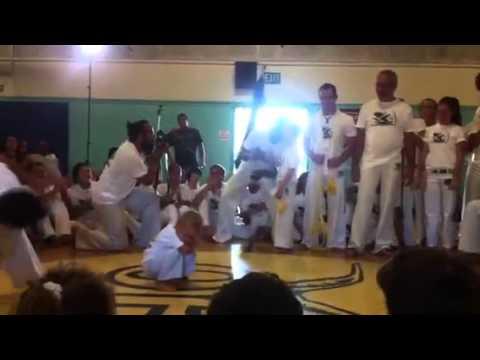 Batizado Capoeira Luanda San Diego