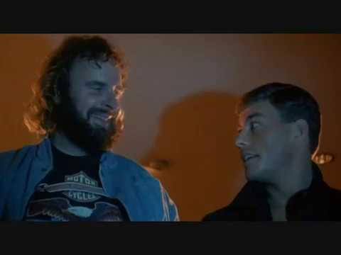 Bloodsport Ray Jackson and Frank Dux Van Damme Funny Bits !