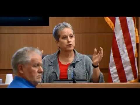 Jodi Arias Trial : Day 43 : Martinez Vs. LaViolette : Part 1 (No Sidebars)
