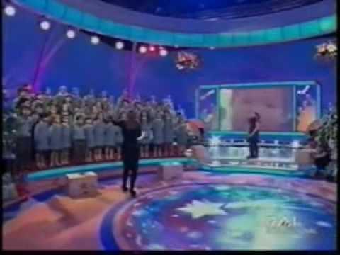 Natale 2006 Piccolo coro Lo scriverò nel vento