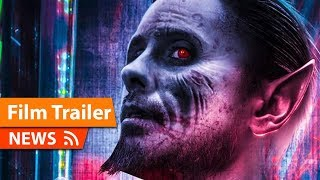 Morbius Trailer Release & More