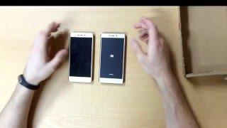 Xiaomi Redmi 3 PRO 3Gb/32Gb Распаковка, обзор и сравнение с Redmi 3