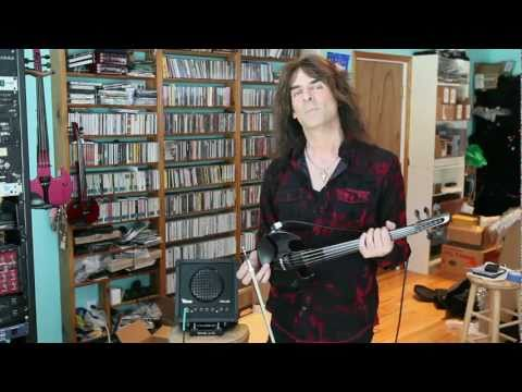 Mark Wood – Wood Violins Electric Violin Amplifier