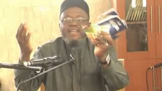 Sheikh Adamu Dokoro - Karatu Daga Gombe Central Masjid Day 3