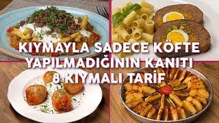 Kıymayla Sadece Köfte Yapılmayacağının Kanıtı 8 Kıymalı Tarif (Seç Beğen!)   Yemek.com