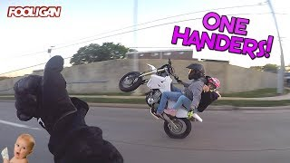Stole His Wallet | She LOVES the Wheelies!
