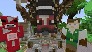 Minecraft Xbox Lets Play - Survival Madness Adventures - Trusted Mushroom [135]
