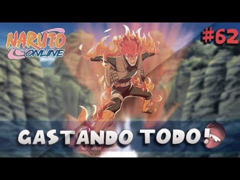 OCHO PUERTAS Naruto Online 3.0 NOOB A PRO #62