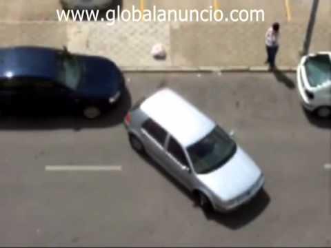 Como aparcan las mujeres