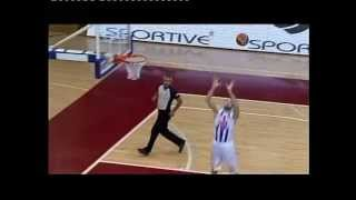 Tofas-Galatasaray Game Alley-oop Kenan to Heytvelt