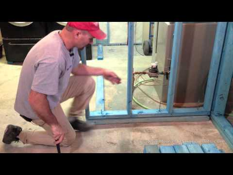 How To Install A Floating Wall System