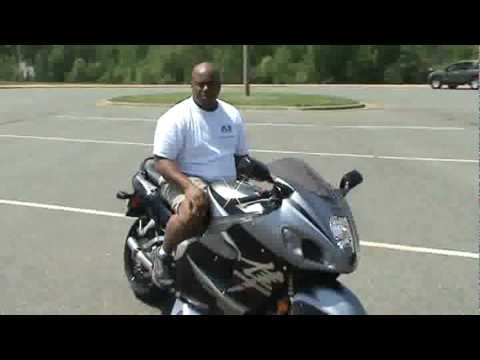 Suzuki Hayabusa Video
