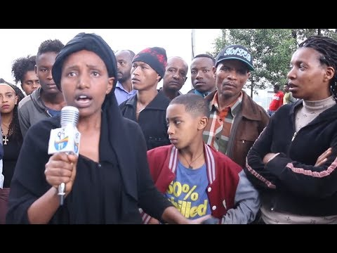 #Ethiopia በአዲስ አበባ ዙሪያ ሰሞኑን ጉዳት የደረሰባቸዉ ሰዎች የደረሰባቸዉን በደል ተናገሩ