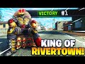 CoD BLACKOUT | i DROPPED 20 KiLLS iN RiVERTOWN!!! (RiVERTOWN ONLY WiN)