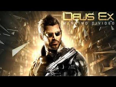 Скачать игру Deus Ex The Fall через торрент