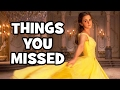 BEAUTY AND THE BEAST Final Trailer Easter Eggs & Things You Missed (2017)