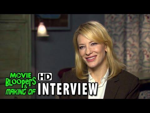Cinderella (2015) Behind the Scenes Movie Interview - Cate Blanchett (Stepmother)