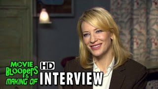 Cinderella (2015) Behind The Scenes Movie Interview - Cate Blanchett (Stepmother)