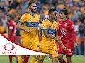 U.A.N.L. Tigres Lobos BUAP goals and highlights