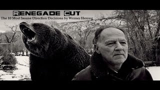 The 10 Most Insane Direction Decisions by Werner Herzog