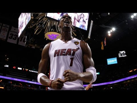 Bosh is everywhere in game 4!