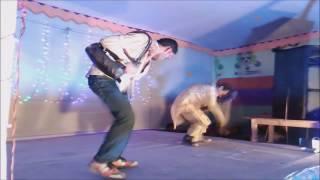 Shosur father bangla new coutok video HD 720p
