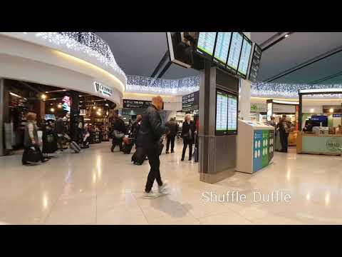 Airport Shines - Dublin