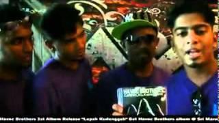 """Havoc Brothers'  """"Lepak Kudenggeh"""" album interview"""