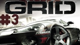 Race Driver: GRID - Walkthrough - Part 3 - O'Brian Motorsport (PC) [HD]