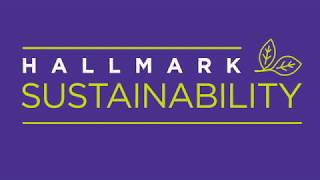 Hallmark Sustainability: How We are Helping to Preserve the Planet