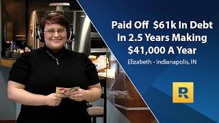 Paid Off $61k In Debt In 2.5 Years Making $41k