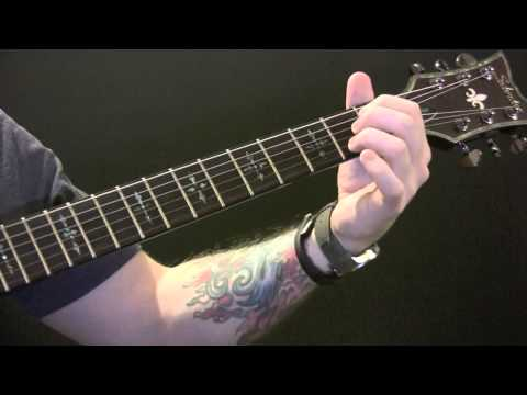 New Born Guitar Lesson by Muse – How To Play New Born On Guitar By Muse