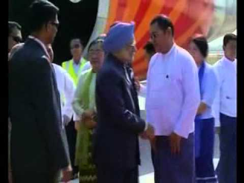 PM arrives in Myanmar for BIMSTEC summit