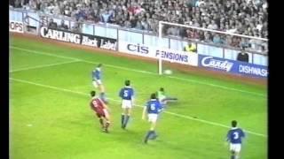 Liverpool v Wigan (League Cup: Sep 19 & Oct 4, 1989)