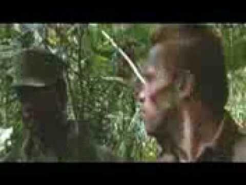 Bananero John Salchichon Rambo video