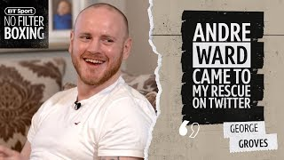 """Carl Froch was my best opponent."" 