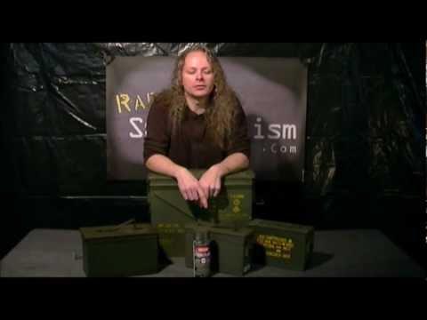 004 Storage Tip: Ammo Cans