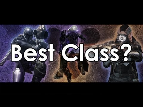 Destiny: Is There a Best Class?  What Class Should I Play?