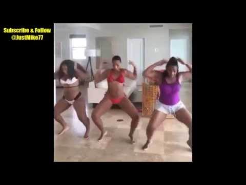 Ashanti Twerking with Friends thumbnail