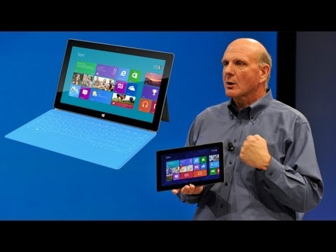 Microsoft Surface Tablet - Gizmo