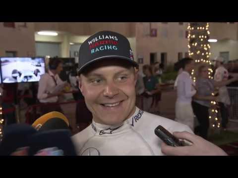 2016 Bahrain Paddock Pass: Post Race