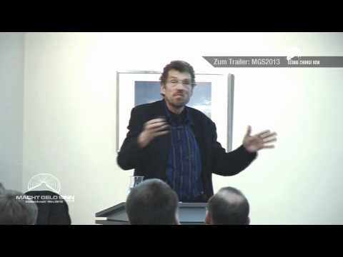 Bernd Hückstädt - Die natürliche Ökonomie des Lebens