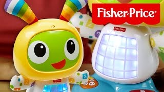 Bebo tańczący robot Fisher Price / Fisher-Price Bright Beats Dance & Move BeatBo