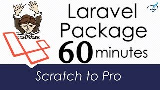 Create Laravel Composer Package from scratch to upload on packagist